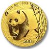 Panda, Kína