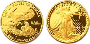 Amerikai Sas (American Eagle), USA