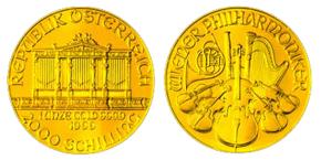 Bécsi Filharmonikusok, Ausztria