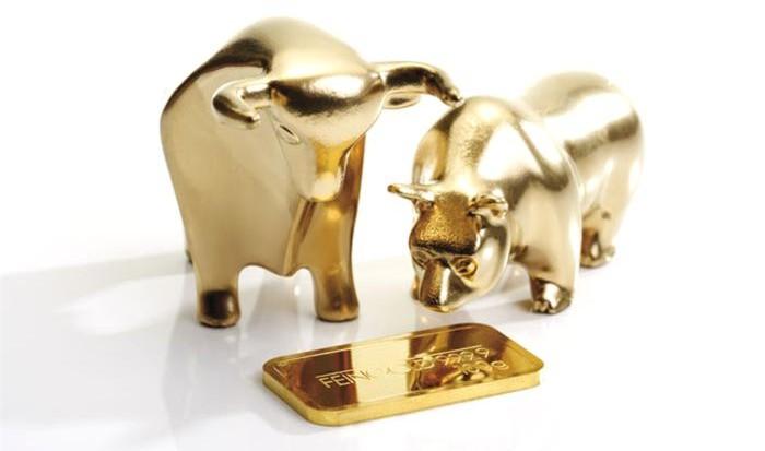 Visszarendeződés az arany piacán